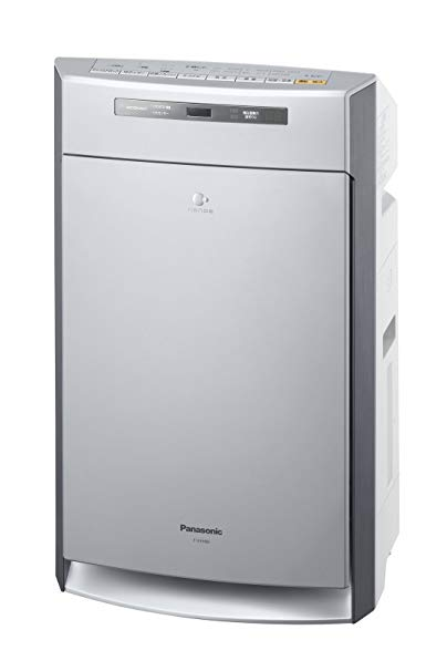 Panasonic Air Purifier with Humidifying Function Econavi x Nanoe (Silver) F-VXH80-S